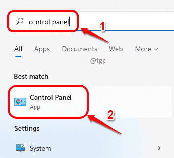 2 Search Control Panel Optimized