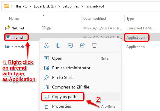 3 Copy As Path Optimized