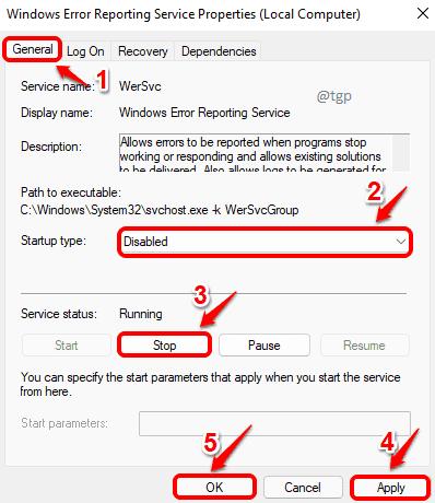 3 Disable Service Optimized