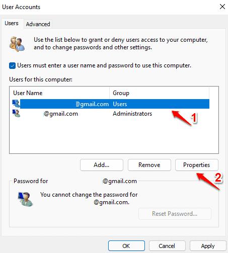 6 User Accounts Optimized