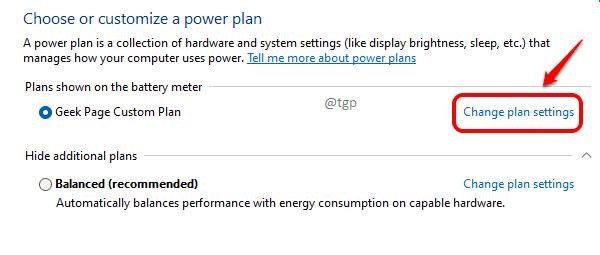 7 Change Plan Settings Optimized