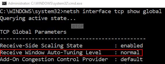 Check Auto=tuning Level