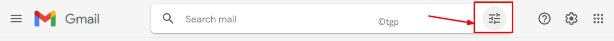 Gmail Click Search Filter Icon Min