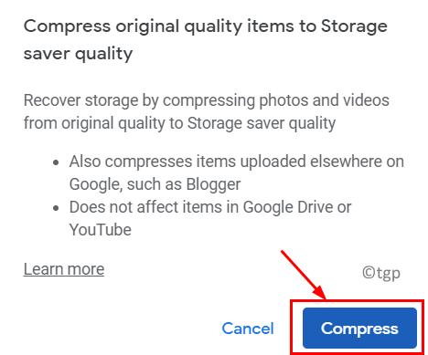 Google Photos Compress Present Photos Min