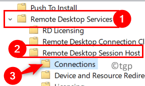 Group Policy Remote Desktop Services Min