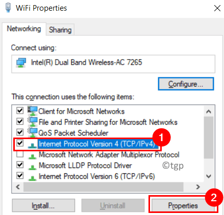 Internet Properties Ipv4 Min