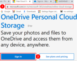 Onedrive Sign In1
