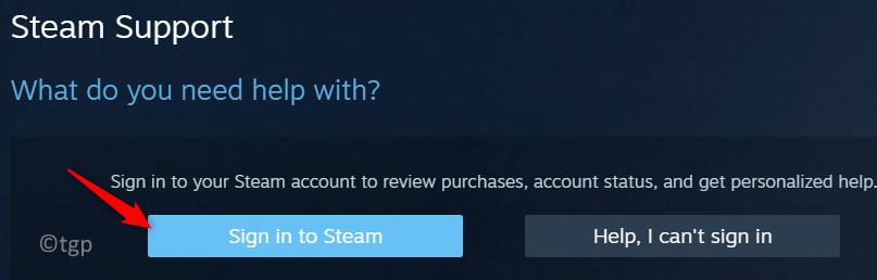 Steam Support Sign In Steam Min