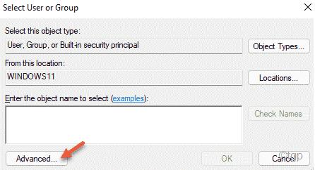 Advanced Windows 11 Min Min