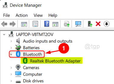 Bluetooth Device Manager Win11