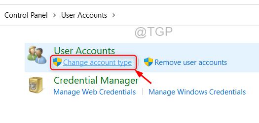 Change User Account Type Win11 Min