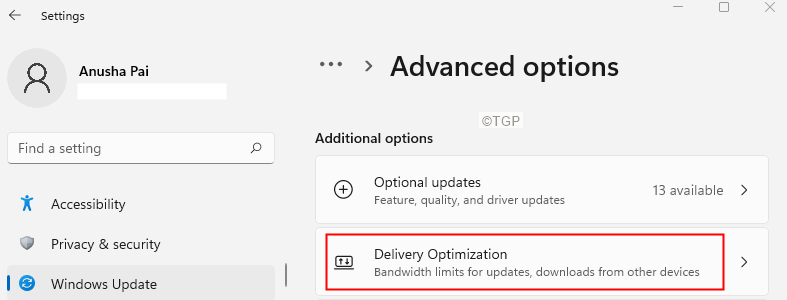 Click On Delivery Optimization