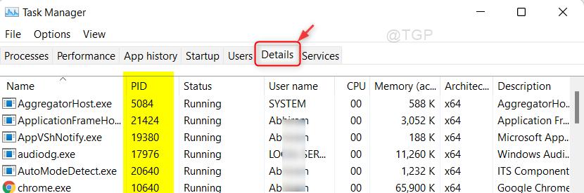 Details Tab Process Id Task Manager Win11 Min
