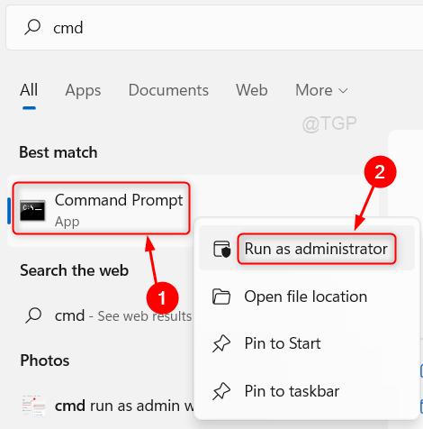 Open Cmd Run As Admin Win11 Min