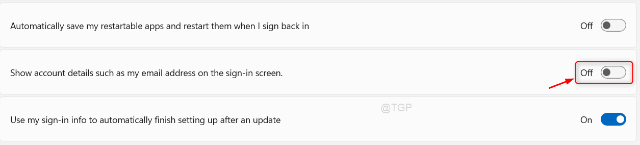 Show Account Details On Sign In Screen Win11 Min