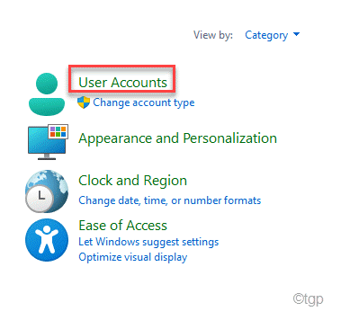 User Accounts Dc Min